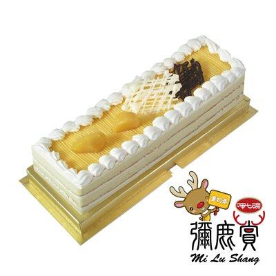 【呷七碗】和風栗子蛋糕