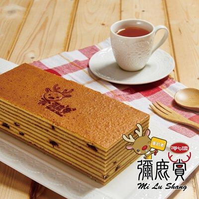 【呷七碗】彌月禮盒-交響樂千層蛋糕 (蛋奶素)