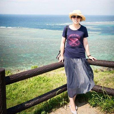 帶許許兒去旅行-石垣島