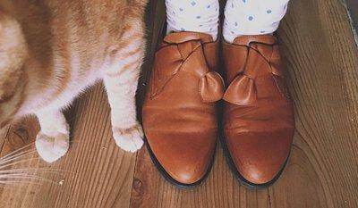扭扭鞋幾乎要變成我每天都穿的鞋
