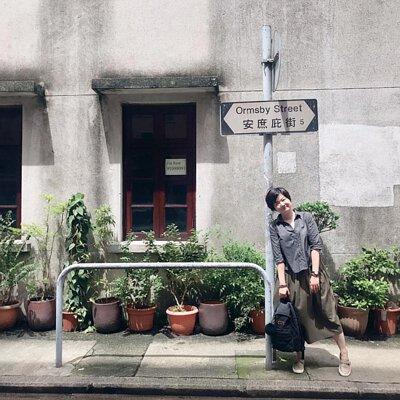 香港旅行穿搭