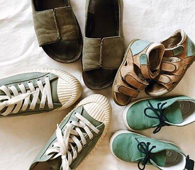 插畫家mia的愛鞋