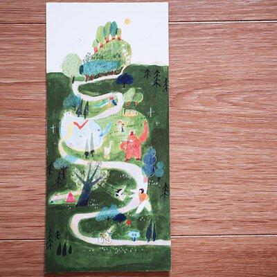 Mia原作複製卡片