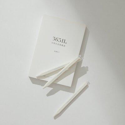 XUXUWEAR品牌聯名設計膠墨筆 0.5mm(三入組)