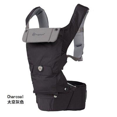Hugpapa -  3合1 嬰兒揹帶  (太空灰色)
