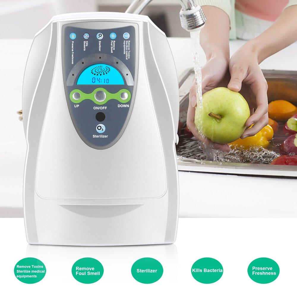 Elehealthy Fruit Vegetable Disinfection Ozone Generator
