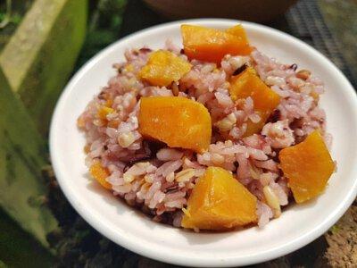 雜糧飯,地瓜飯,健康