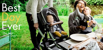 BEST DAY EVER -荷蘭JOOLZ 嬰兒推車