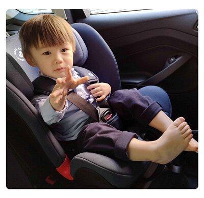 MS 姍:「MAXI-COSI TITAN 讓我無悔的安全座椅推薦」