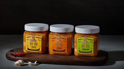 許苑泡菜組合 蜂蜜 經典 蜂蜜柚香