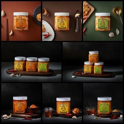 許苑泡菜組 蜂蜜 經典 蜂蜜柚香