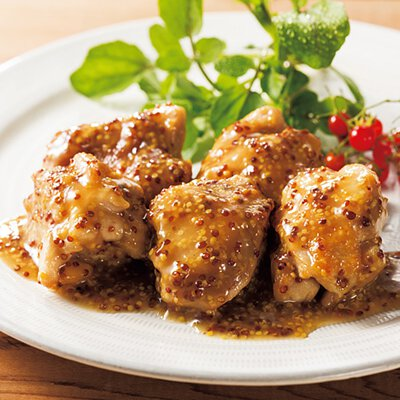 蜂蜜芥末雞肉