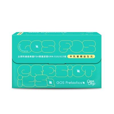 半乳寡糖益生元 5g 30入 1盒