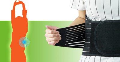 保護腰部,跟我這樣做—運動/醫療護腰