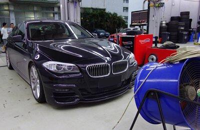2010 BMW F10 520i Super Resurs DYNO Testing