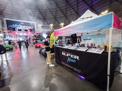 Super Nano product launch Australia Hot Import nights Sydney 2019 stand