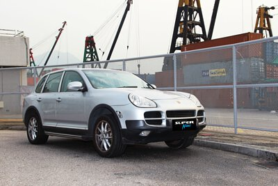super nano remetaliser porsche cayenne s 4.5 turbo v8
