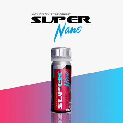 super nano remetaliser engine restorer single bottle graphic