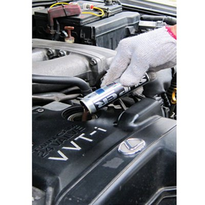 super nano gs 300 engine restorer pouring