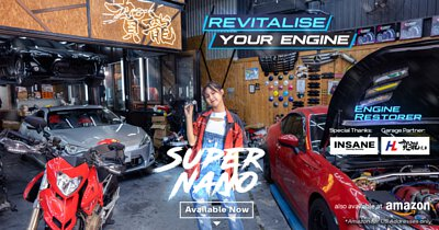 super nano engine restorer toyota 86 ho lung motor amazon revitalise your engine  banner