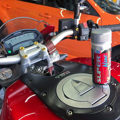 super nano engine restorer ducati monster 796