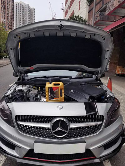 Mercedes-Benz CLA 45 Super ESTER Plus Motor Oil