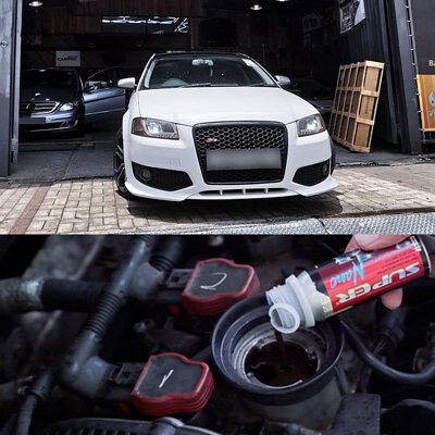audi s3 super nano engine restorer 引擎修復劑