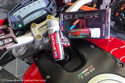 ducati monster 796 super nano engine restorer 引擎修復劑 jc protect motor and coating 元朗