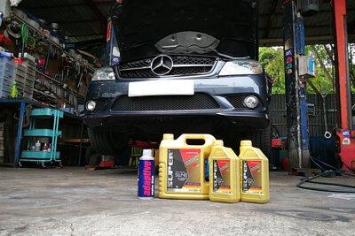 super ester plus 5w40 motor oil