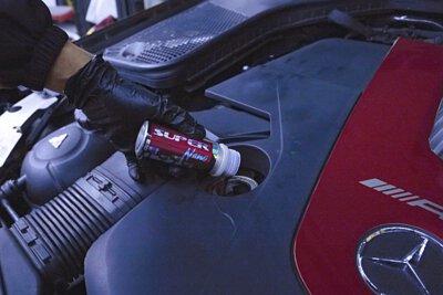 super nano engine restorer 引擎修復劑