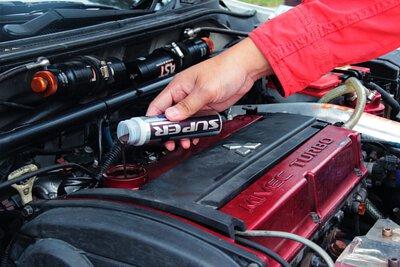 super engine restorer 75g mitsubishi evolution 9 evo 9 4g63