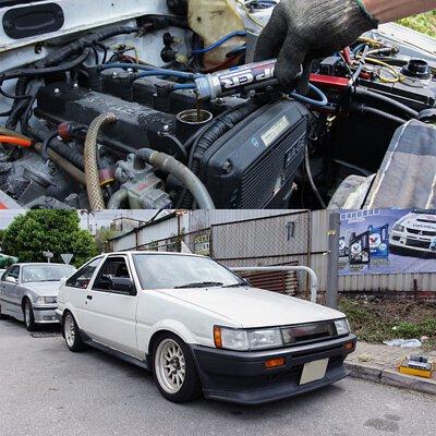 toyota levin super engine restorer 4age