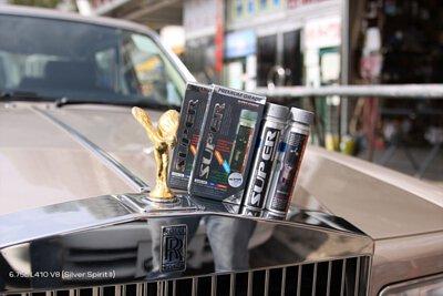 Rolls-Royce Silver Spur II Super Engine Restorer 引擎修復劑