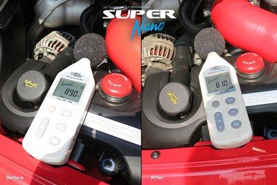super nano engine restorer engine noise test porsche 997