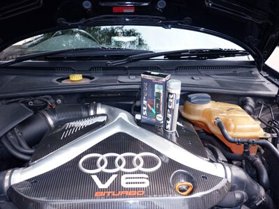 audi rs4 super engine restorer