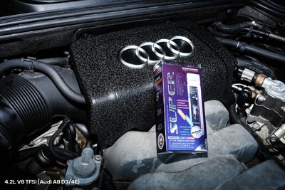 audi 4.2 tfsi A8 turbo d3 42 super engine restorer