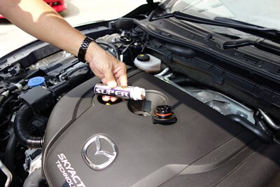 mazda 6 diesel skyactiv engine super engine restorer 引擎修復劑