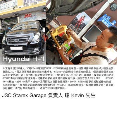 super ester plus 5w40 testimonial hyundai h1 JSC kevin
