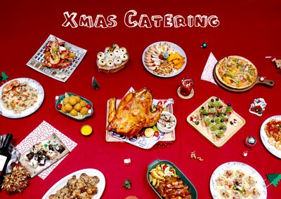 聖誕節到會外賣推介服務|提供多款聖誕到會套餐外賣運送至全港,我們亦可特地為企業或私人派對制作特定聖誕節餐單,務求滿足各類派對到會的需求。歡迎聯絡我們查詢!