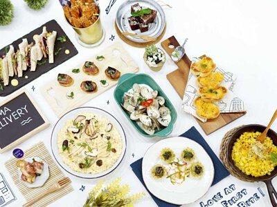 道會推介|Kama Delivery美食外賣服務提供多款道會套餐,我們亦可訂制專屬餐單,務求滿足各類派對道會的需求。歡迎聯絡我們查詢道會,並專享各種優惠及回贈!