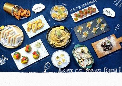 黃埔外賣到會推介|Kama Delivery美食到會外賣服務提供環球菜式配上優質食材,提供沙律、派對小食、主菜、海鮮、甜品及素食到會等多款主題菜單。