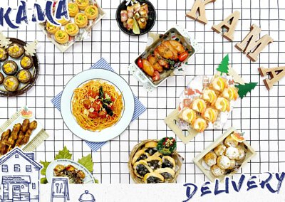 22人外賣套餐推介|Kama Delivery直送菜單|精選自選人數餐|全港免費送貨