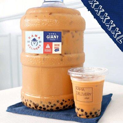 精選加購品|【特大容量】5公升桶裝珍珠奶茶|Kama Delivery