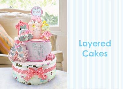 Diaper Cake Hong Kong