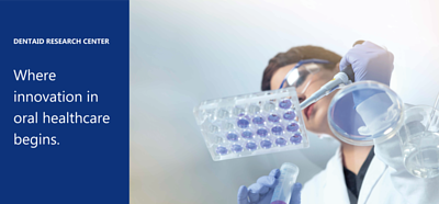 Dentaid Research Center專注科研口腔護理產品