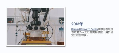 DENTAID Research Center研究口腔生物膜