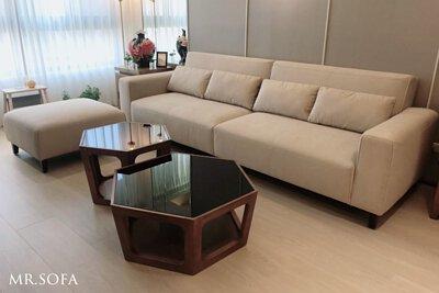 50型布沙發