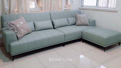 萊茵L型沙發