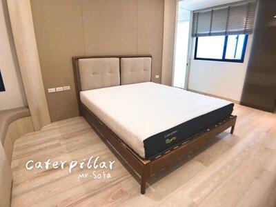 很多客人也訂購毛毛蟲床墊