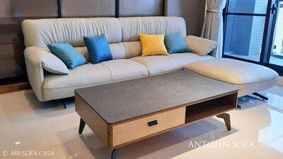 安東尼沙發是皮沙發項目中熱門款式其中之一